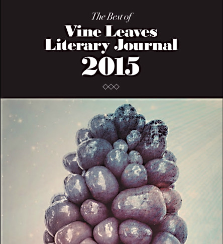 """Seed Pods - cover - """"Vine Leaves Literary Journal"""""""