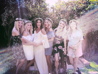 Hosting a Party 101 // Baby Showers, Bridal Showers and Everything in Between