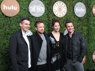 HULU // The Path's Sneak Preview at The Hollywood Forever Cemetery