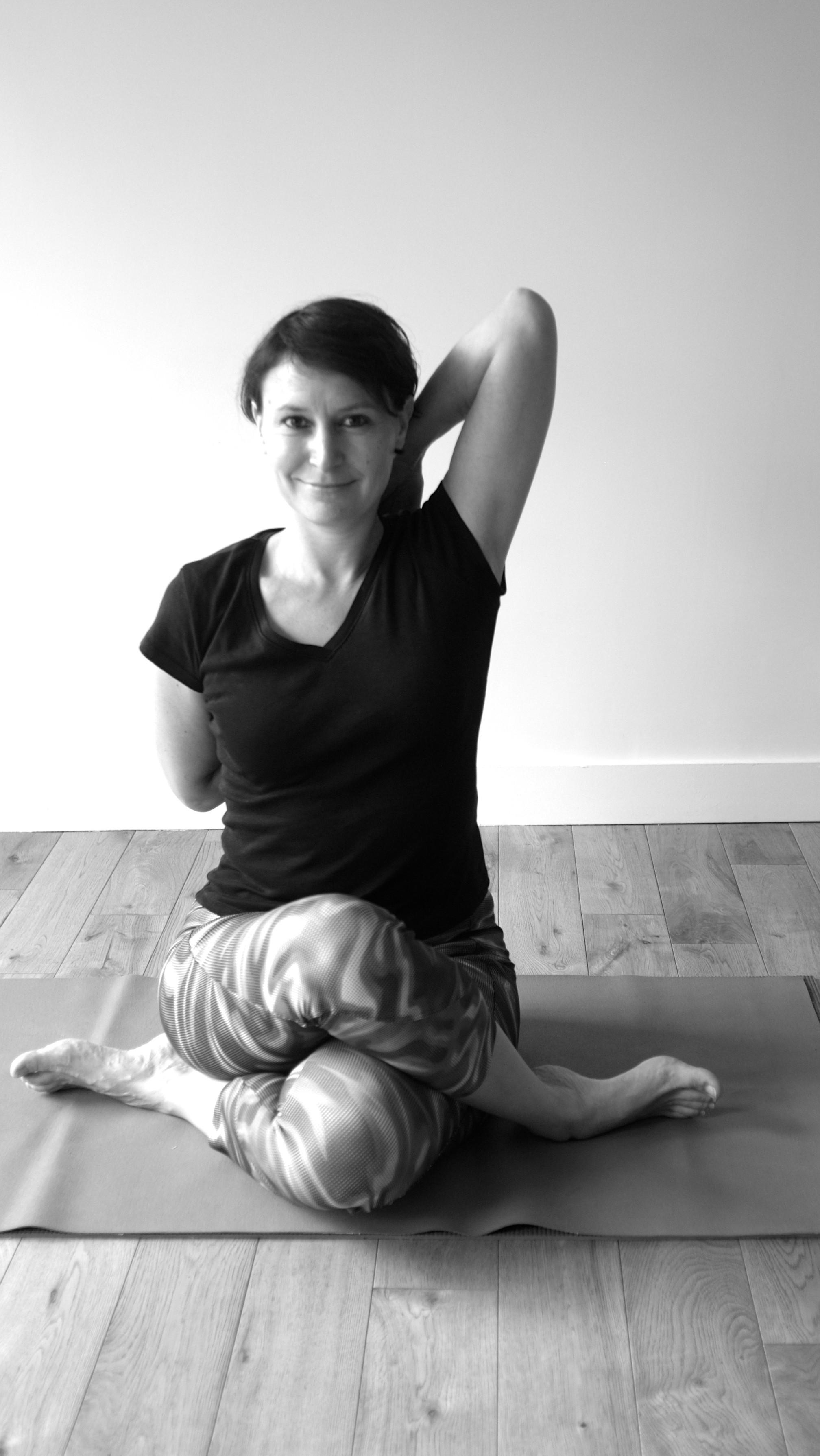 Monday Yin Yoga 7.00 - 8.00