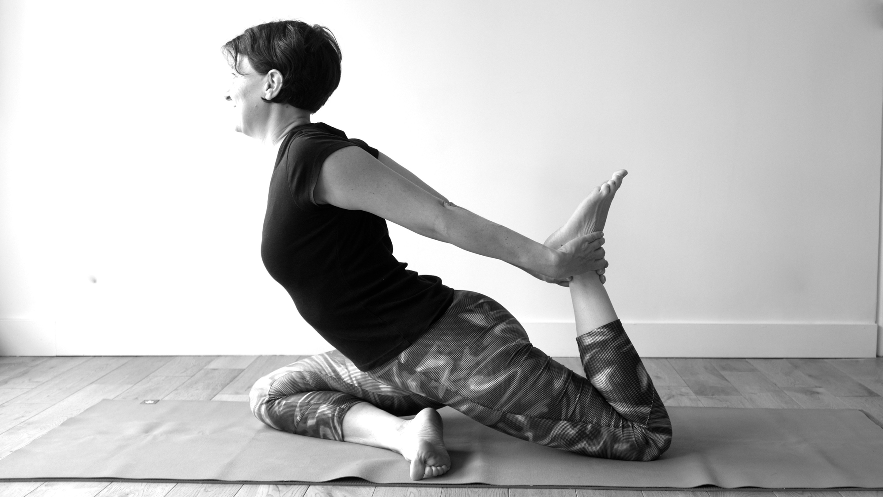 Tuesday Hatha Yoga 6.15 - 7.15