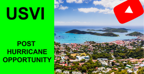 USVI Opportunities and Challenges