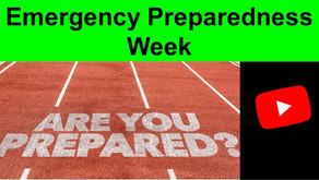2021 Emergency Preparedness Week