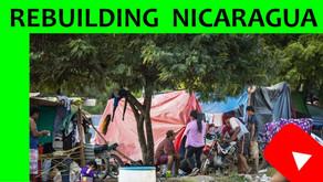 Rebuilding Nicaragua