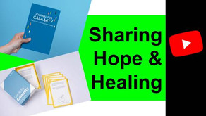 Sharing hope and healing through cards can be powerful.