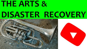 Including the arts in disaster recovery