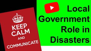 Role of Local Government in Disasters
