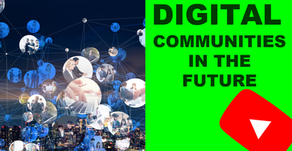 Digital communities can be disaster resilient