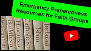 Faith Group Preparedness