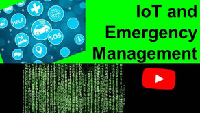 How is IOT changing emergency management?