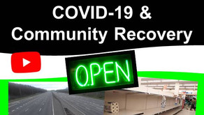 Zoom Business, Covid and Community Recovery