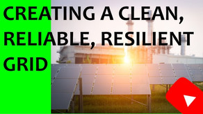 Creating a resilient energy grid