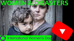 Celebrating International Women's Day 2021- A Disaster Perspective