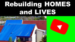 Restore a roof and provide hope and community recovery.