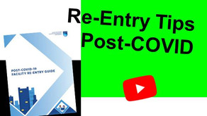 Read this guide before you re-open your facility Post-Covid19