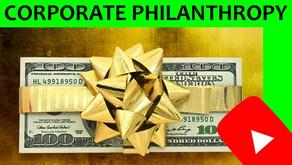 Corporate Philanthropic Trends