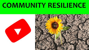 Resilience starts at the community level