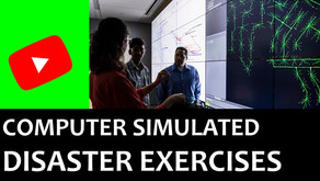 Computer simulation and disasters