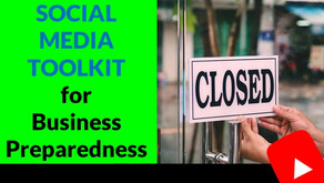 Social Media Toolkit for Business Emergencies