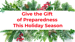 Give the Gift of Preparedness