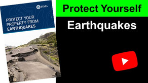 Protect Yourself from Earthquakes