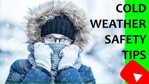 Cold Weather Winter Safety Tips