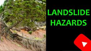 What are landslides?