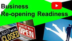 Is your business ready to re-open post COVID?