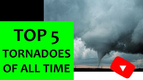 Top 5 Tornadoes!