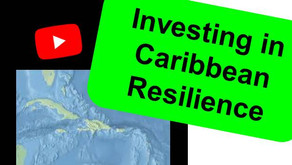 Data, smart investments and Caribbean resilience