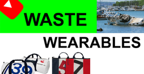 Waste to wearables