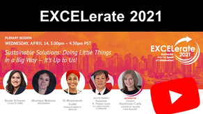 Excelerate 2021- Little Things Big Impact