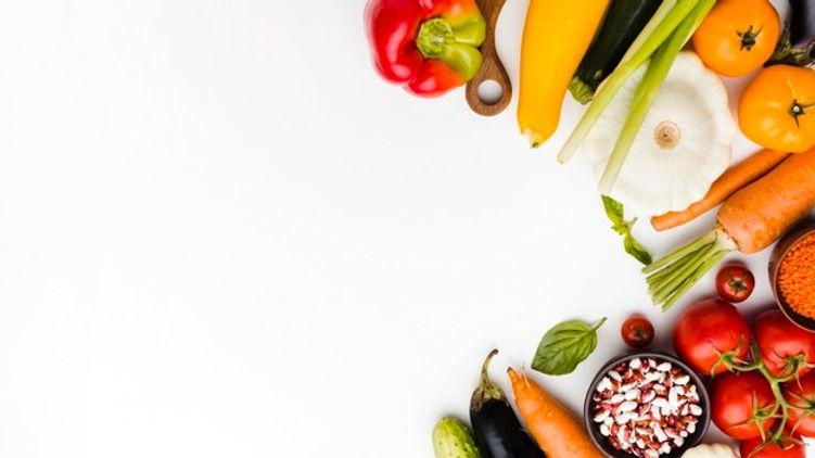 flat-lay-assortment-different-vegetables