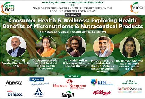 Consumer Health _ Wellness_Exploring ben