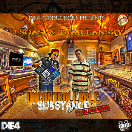 Diar Lansky & J Soas - Uncontrollable Substance
