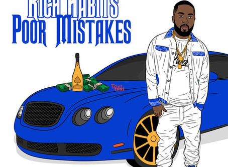 """Reece 1200 Releases """"Rich Mistakes, Poor Habits"""""""