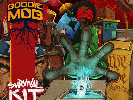 Goodie Mob New Album – Survival Kit Announcement with Album Artwork And Tracklisting.