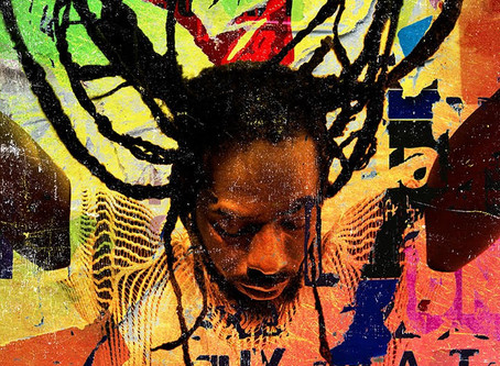 "BUJU BANTON RELEASES ""BLESSED."""