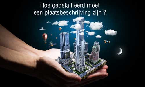 plaatbeschrijving voor huur, huurcontracten, as-build, verzekeringen, ...