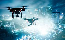 Capture property with drones, photogrammetrie en pointclouds