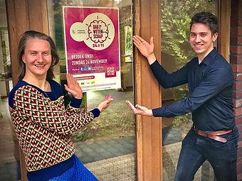 Scanbie_Radio 2_Sven Pichal voor de dag