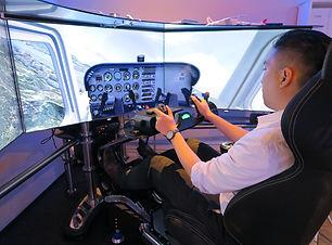 JetOne Motion HK   Aviation Training   Flight Simulator Training