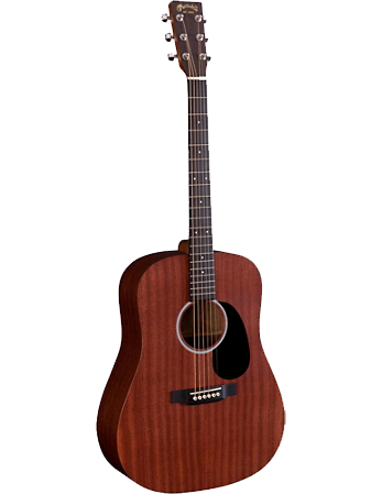 Martin DSR1 Dreadnought Acoustic-Electric Guitar