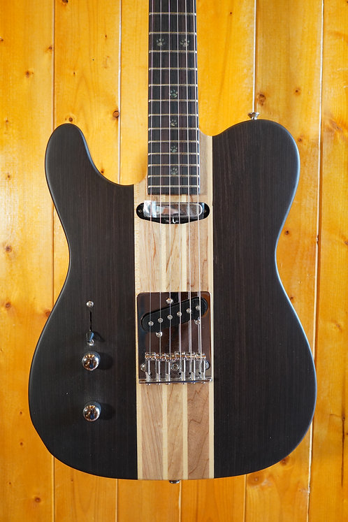 AIO Wolf TC1 Telecaster Left-Handed - Walnut(Paw inlay)