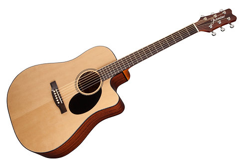 Jasmine JD- 39ce Acoustic- Electric