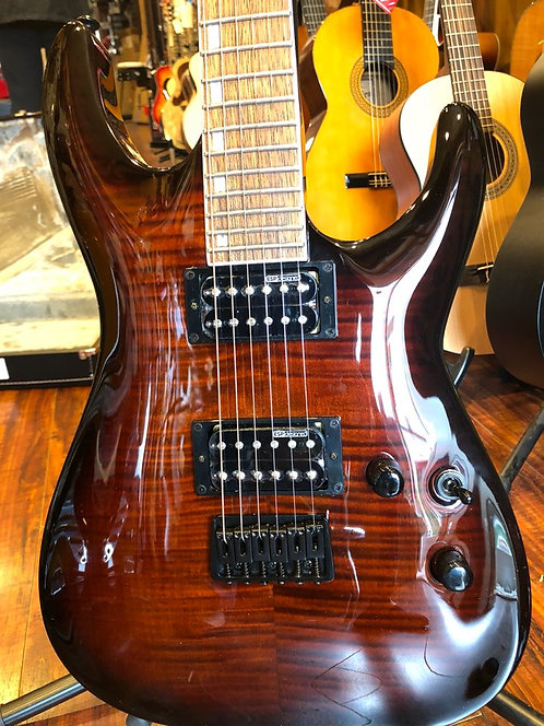 ESP LTD H-200 FM - Dark Brown Sunburst