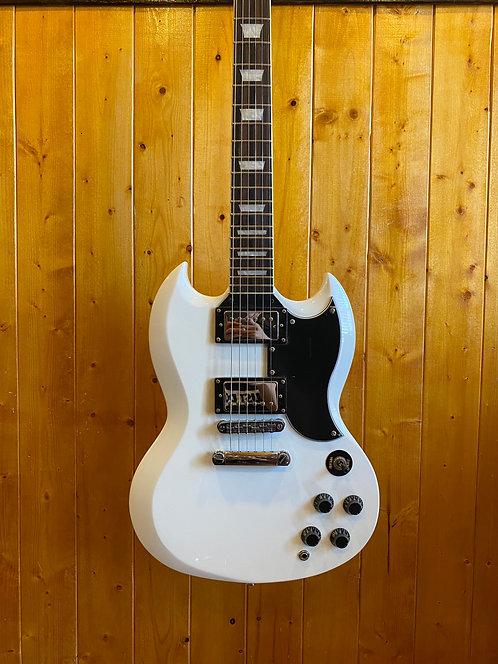 AIO ASG Electric Guitar - White *B-Stock