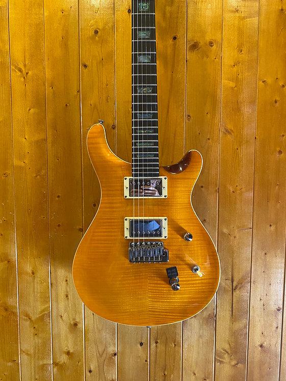 AIO W400 TRE Electric Guitar - Amber *B-Stock