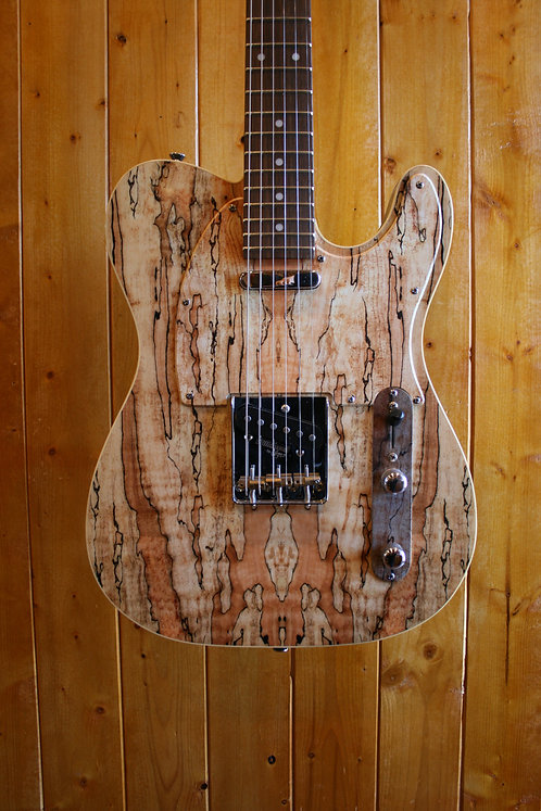 AIO TC3 - Spalted w/gig bag