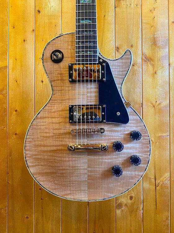 AIO SC77 Electric Guitar - Blonde Natural